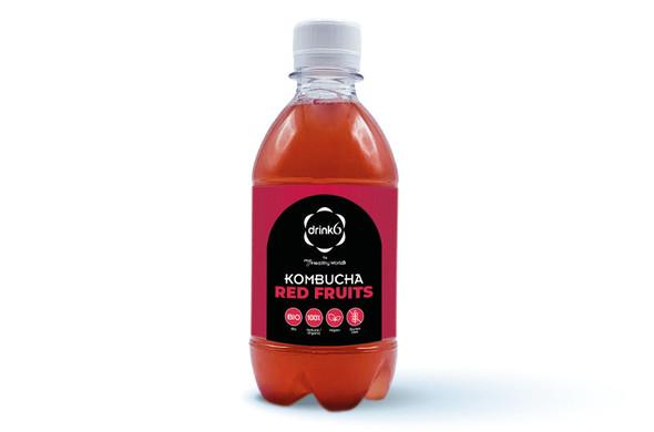 Kombucha Frutos vermelhos 330ml }}